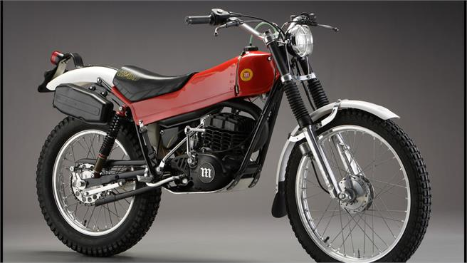 Montesa Cota en RetroBarcelona