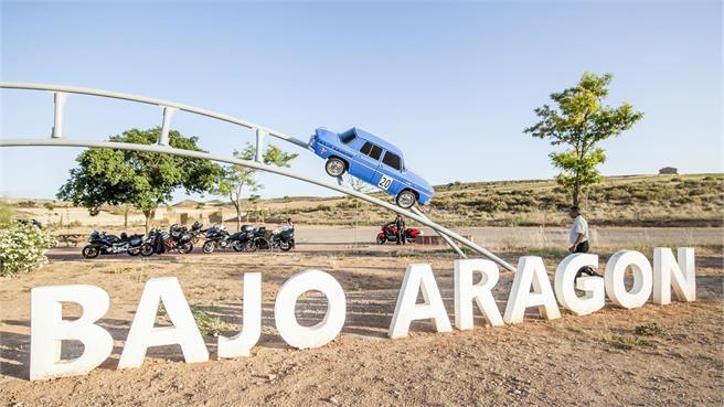 Rutas Moteras por el Bajo Aragón