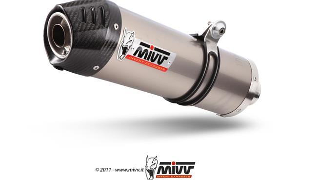 MIVV para Honda Africa Twin