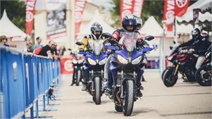 Yamaha Experience 2016: Más de 2000 participantes