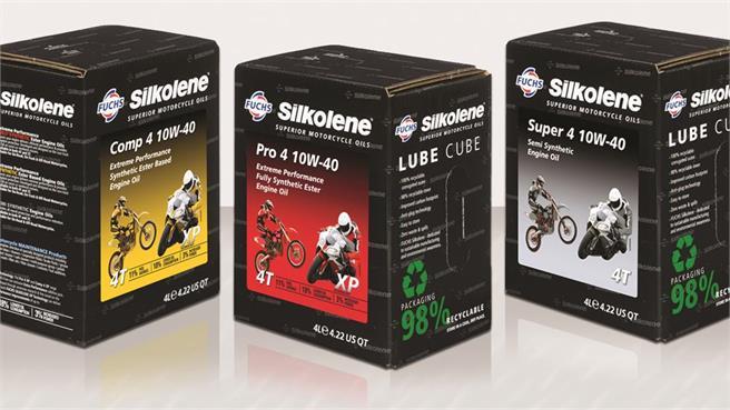 FUCHS Silkolene: Lube Cube