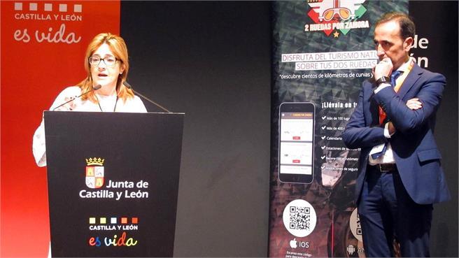 Dos Ruedas Por Zamora: App para ruteros