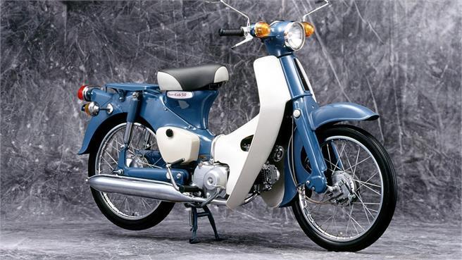 Honda Super Cub: 100 millones vendidas