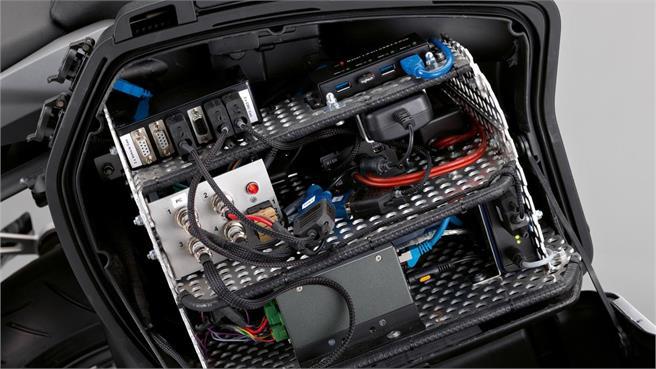 BMW Motorrad: R 1200 RS ConnectedRide