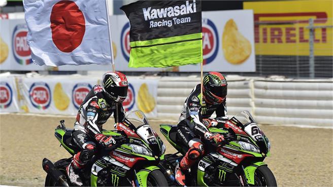 ¿Es Superbikes un campeonato menor?