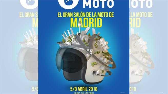 Feria Vive la Moto 2018 en Madrid