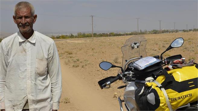A la India en moto(2ºparte): en mi sueño