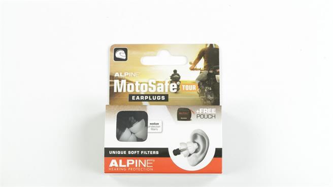 Alpine MotoSafe protección para tus oído