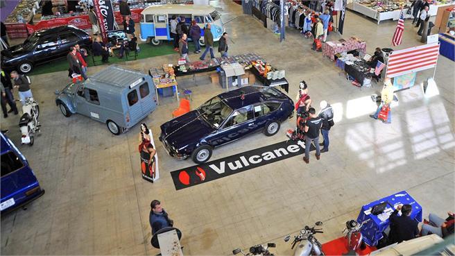 VIII Salón del Vehículo Clásico