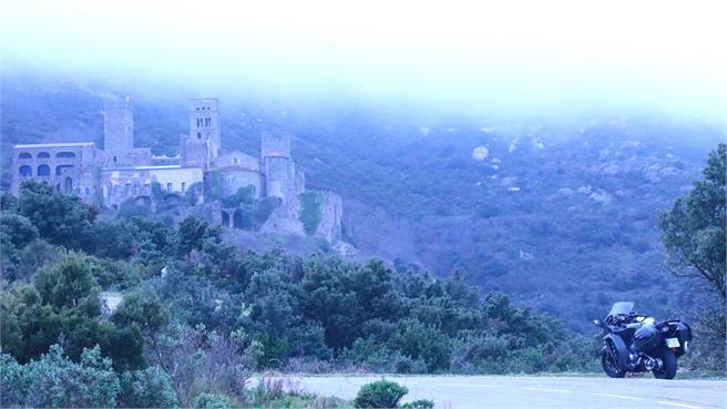 Ruta Costa Brava-Collioure: Por Pirineos