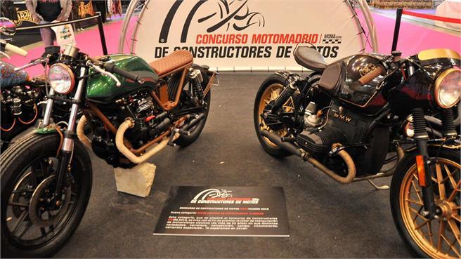 VI Moto Madrid 2017: más ánimo que nunca