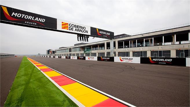 Motorland Aragón: entrevistas a pilotos