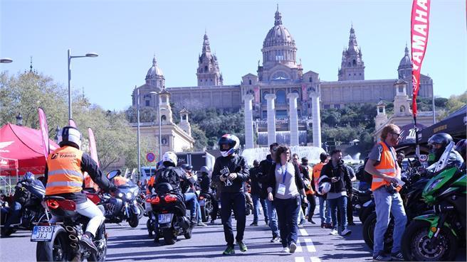 Salón MOTOh! Barcelona: ¡Lleno, gracias!