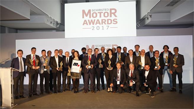 La Ducati XDiavel S, Mejor moto del año