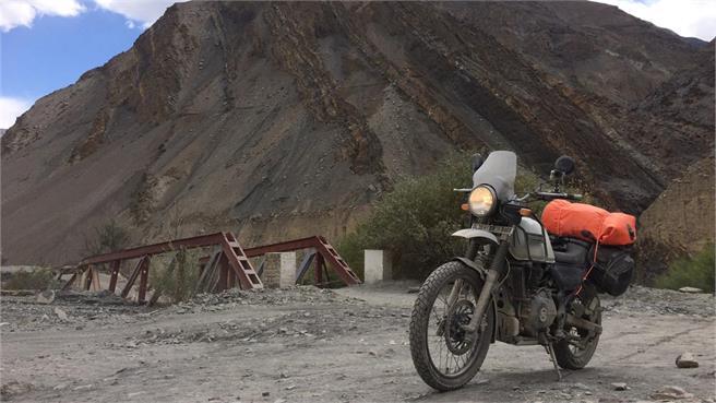 Royal Enfield Himalayan Challenge