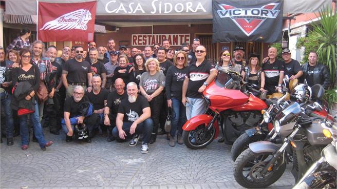 II Ruta Indian/Victory