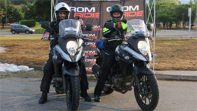 Crom Ride Girona 2017