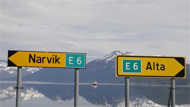 Adventure Roads 2017: Nordkapp