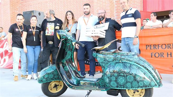 Graum Festival: Custom en Granada