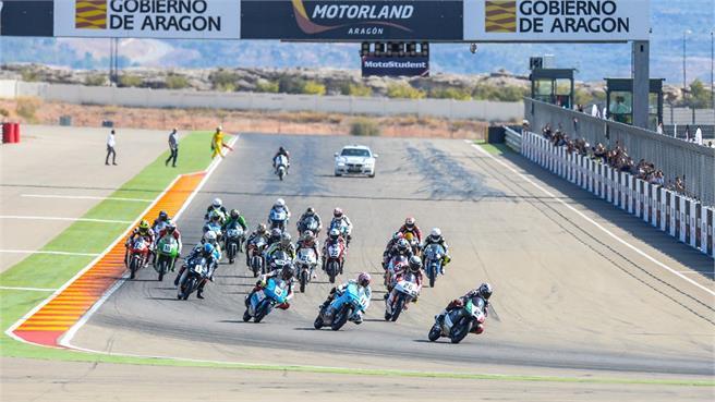 KTM proveedor oficial Motostudent