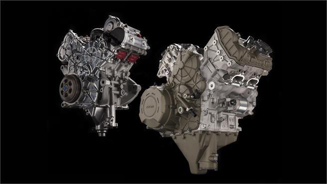 Desmosedici Stradale: V4 Ducati de serie