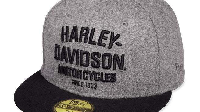 Harley-Davidson: Moda invierno