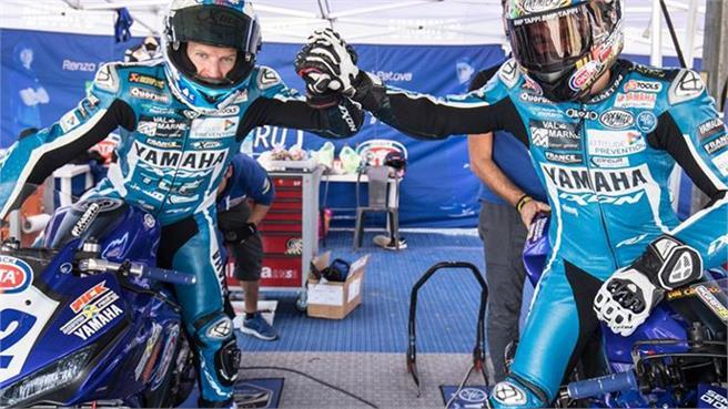 Nueva Yamaha Challenge bLU cRU R3
