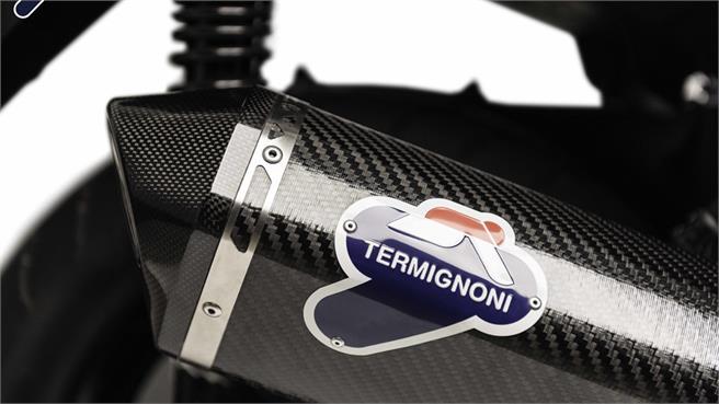 Nuevo escape Termignoni Y116