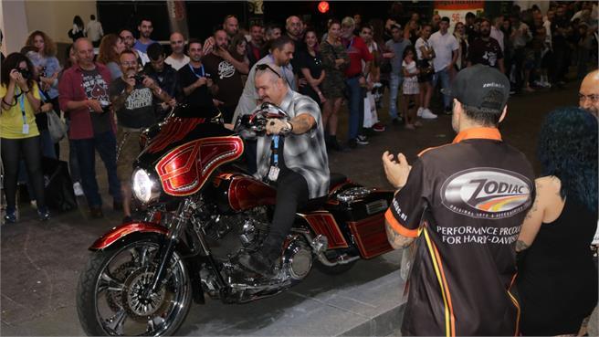 BAUM / Arte Sobre Ruedas: 8º Bike Show