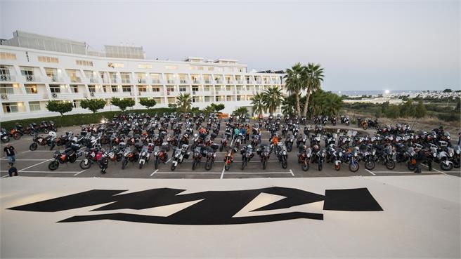 Reunión KTM Adventure 2018