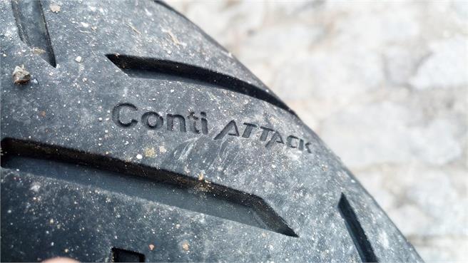 Una gama al completo: Continental en KTM