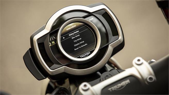 Triumph Scrambler 1200 XC/XE 2019