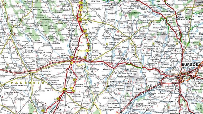 8ª Ruta Trail: Por Palencia