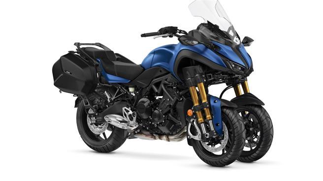 Yamaha Niken GT: Nueva experiencia GT