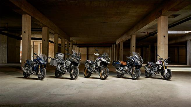 BMW R1250R / R1250RS / R1250GS Adventure