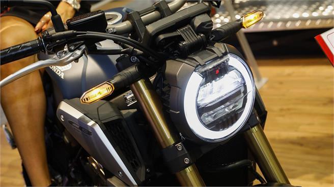 Honda CB650R / CBR650R 2019