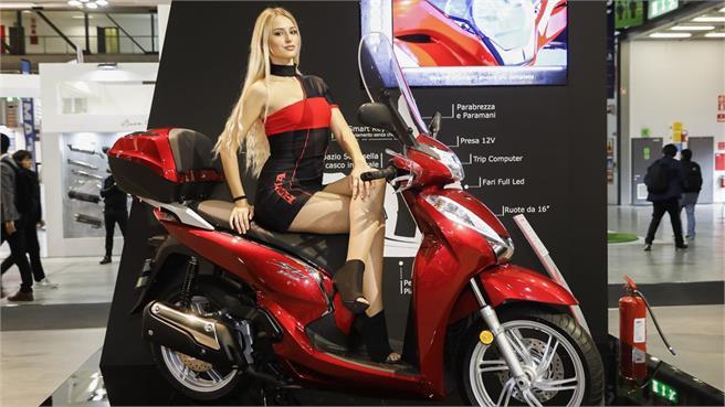 Más novedades Honda 2019