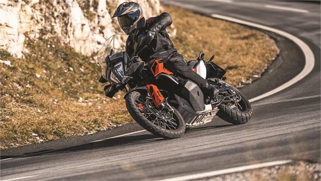 KTM 790 Adventure / KTM 790 Adventure R