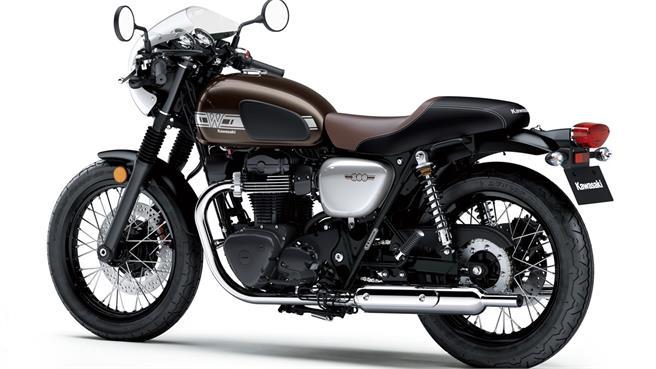 Kawasaki W800 Street/W800 Café 2019