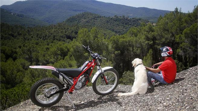 Plataforma Moto de Campo Sostenible