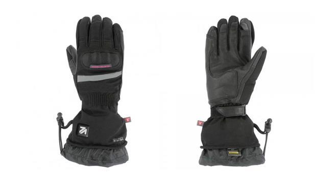 Chaquetas y guantes calefactables