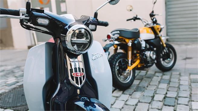 Honda Monkey y/Super Cub: Clásicas de ho