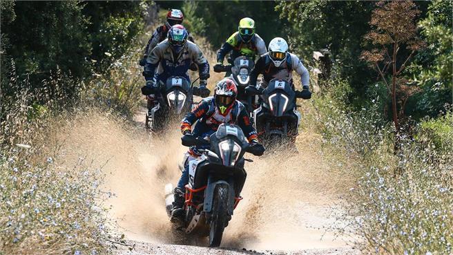 3er. KTM Adventure Rally Europeo 2019