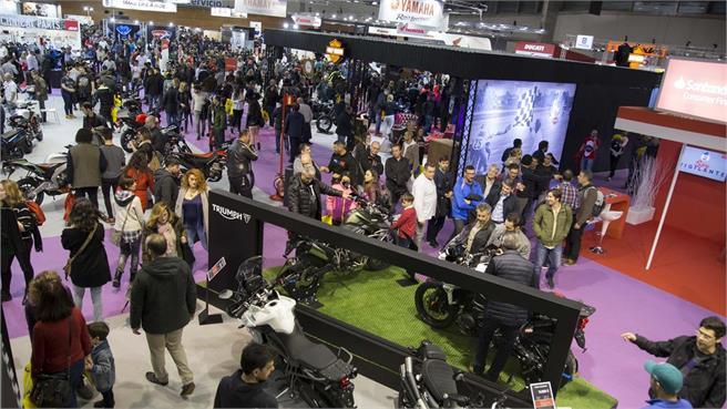 Salón Vive la Moto 2019: ¡En marcha!