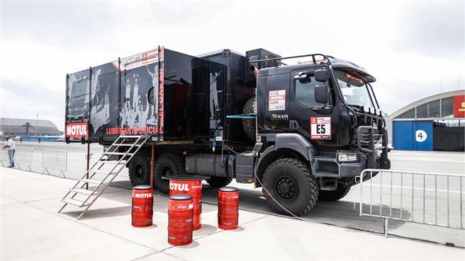 Motul en el Dakar 2019