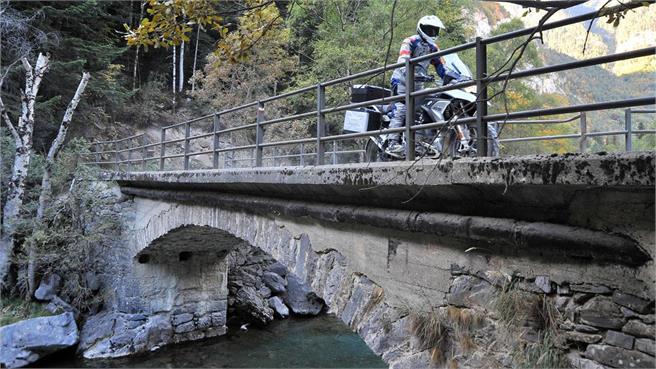 4ª Ruta Trail: Huesca, de Jaca a Broto
