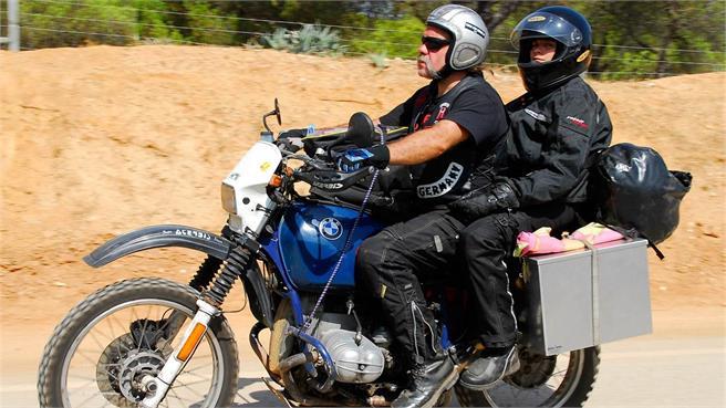 Classic Bike Tour Maroc: Ruta diferente