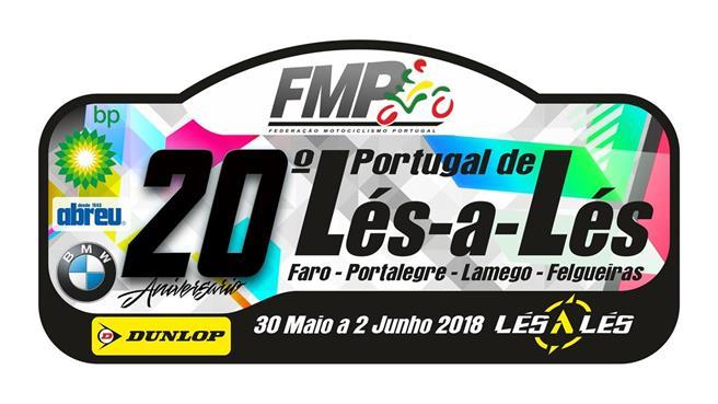 20º Mototurismo: Lés-a-Lés de Portugal