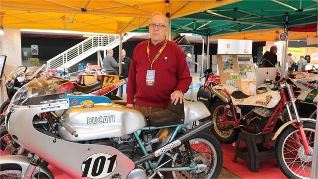 III Retro Moto Barcelona: Salón clásico