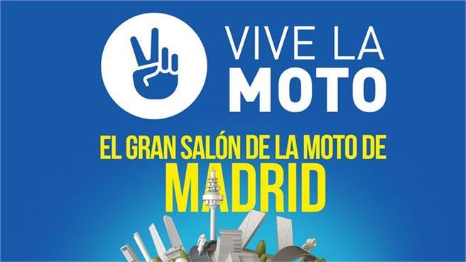 Vuelve el Vive la Moto de Madrid